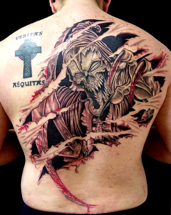 Reaper Backpiece