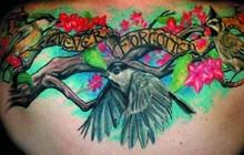 Memorial birds